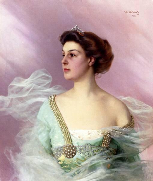 Matteo Portrait Of A Lady